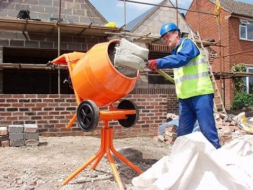 Cách bảo dưỡng máy trộn bê tông đúng chuẩn kỹ thuật