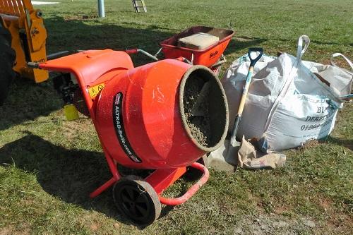 Bảo dưỡng máy trộn bê tông giúp tăng độ bền cho máy