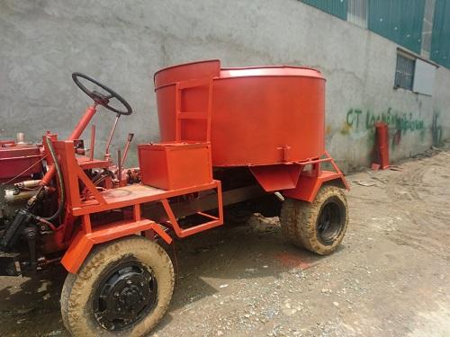 Máy trộn bê tông là gì? Các dòng máy trộn bê tông mới nhất 2018