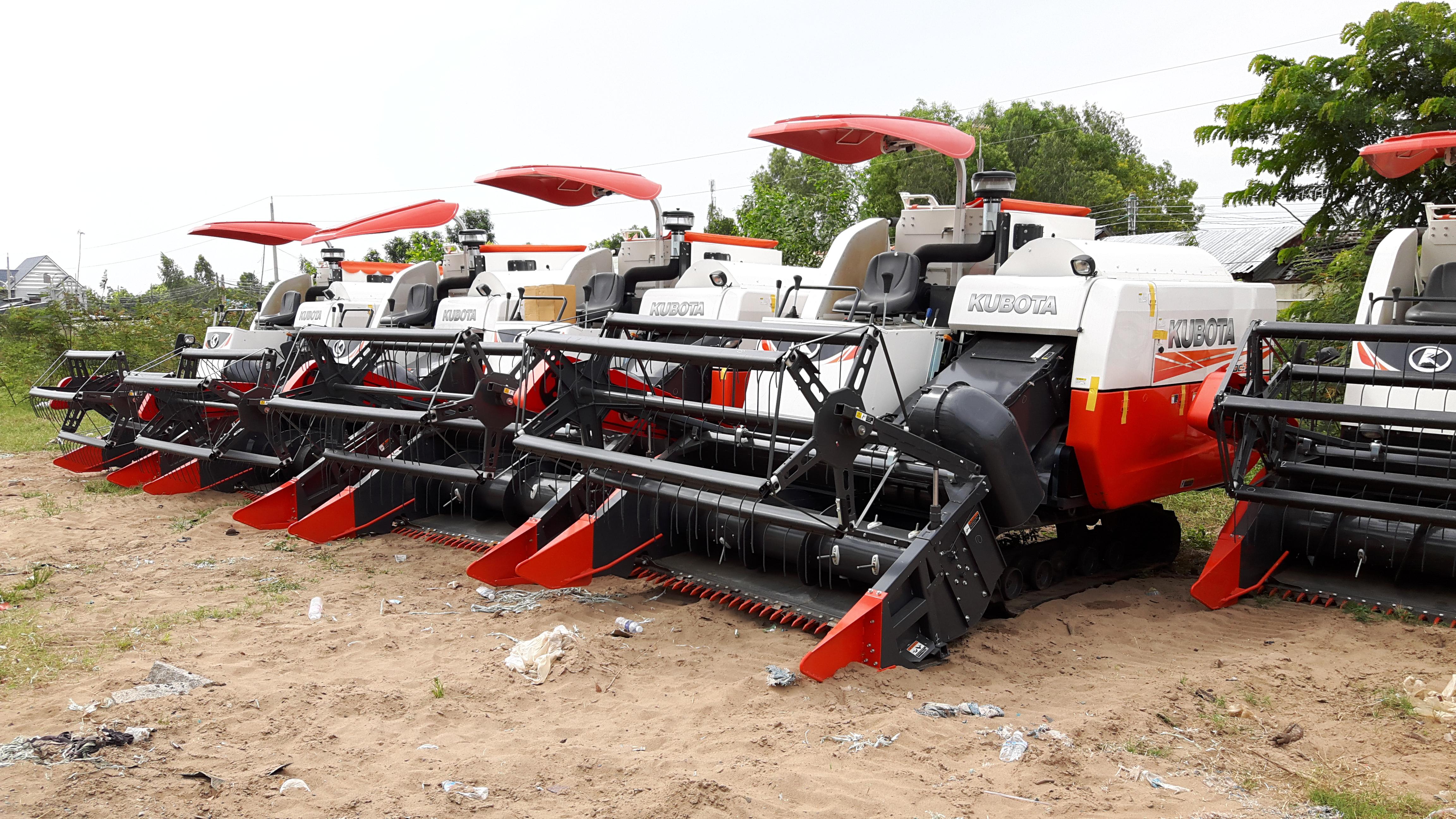 4 Lý do bạn không nên mua máy nông nghiệp đã qua sử dụng